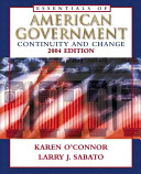 The Essentials of American Government PDF