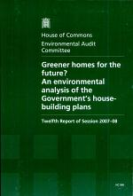 Greener Homes for the Future?