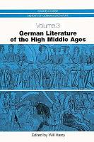 German Literature of the High Middle Ages PDF