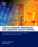 Clinical Chemistry  Immunology and Laboratory Quality Control PDF