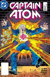 Captain Atom (1986-) #19