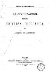 Civilizacion: historia universal biográfica