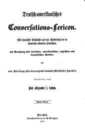 Deutsch-amerikanisches Conversations-Lexicon: Band 8