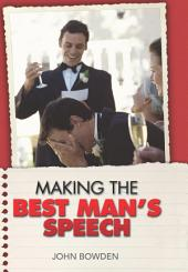 Making the Best Man's Speech