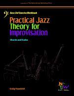 Practical Jazz Theory For Improvisation Bass Clef Exercise Workbook