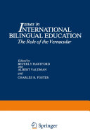 Issues in International Bilingual Education