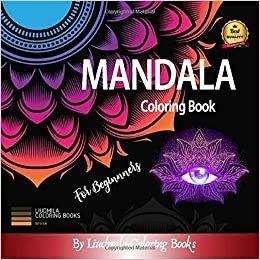 Mandala Coloring Book for Beginners