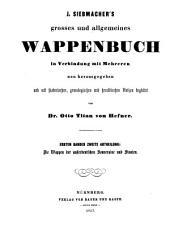 Ausserdeutsche Staatenwappen
