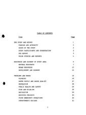 La Crosse Flood Control, Mississippi River: Environmental Impact Statement