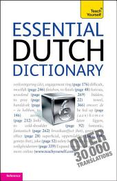 Essential Dutch Dictionary: Teach Yourself