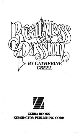 Breathless Passion PDF