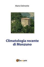 Climatologia recente di Monzuno