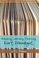 Reading  Learning  Teaching Kurt Vonnegut PDF