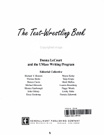 The Text wrestling Book PDF