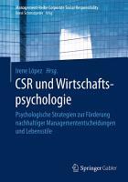 CSR und Wirtschaftspsychologie PDF