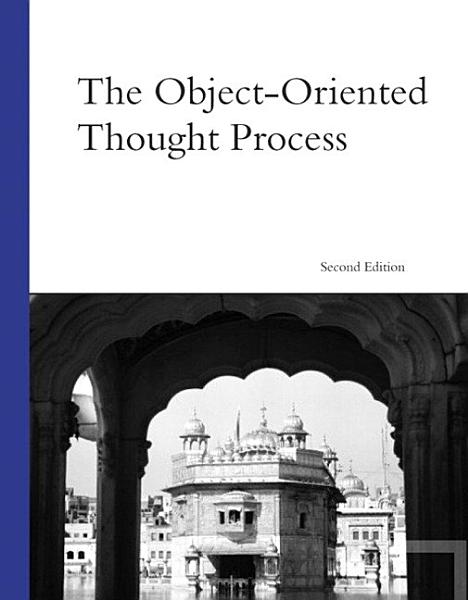 The Object Oriented Thought Process