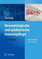 Neonatologische und p  diatrische Intensivpflege PDF