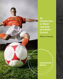 An Introduction to Motor Learning and Motor Control PDF