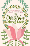 Christian Coloring Cards: Beautiful Blessings and Psalms to Color and Share