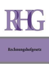 Rechnungshofgesetz - RHG