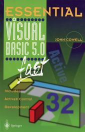 Essential Visual Basic 5.0 Fast: Includes ActiveX Control Development