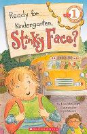 Ready For Kindergarten Stinky Face