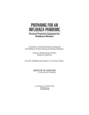 Preparing for an Influenza Pandemic