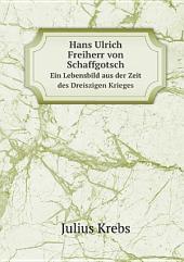 Hans Ulrich Freiherr von Schaffgotsch