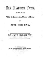 Mrs  Mayburn s Twins PDF