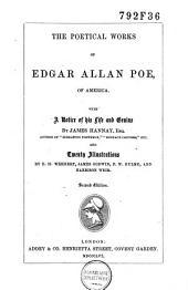 The poetical works of Edgar Allan Poe, of America