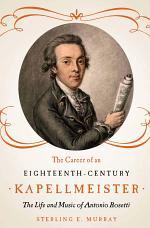The Career of an Eighteenth-Century Kapellmeister