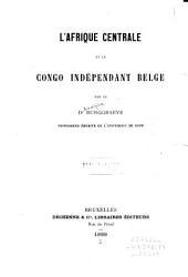 L'Afrique centrale et le Congo indépendant belge