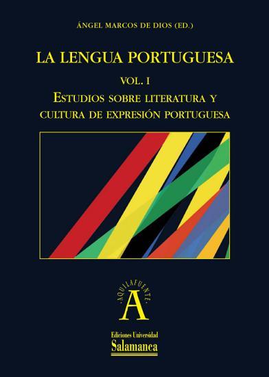 La lengua portuguesa  Vol  I PDF