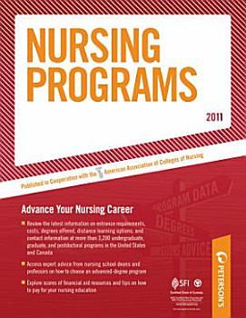 Nursing Programs 2011 PDF