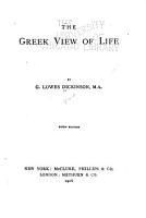 The Greek Way of Life PDF