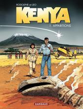 Kenya - tome 1 - Apparitions