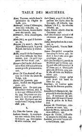 Recherches philosophiques sur les Americains: ou mémoires interessants pour servir à l'histoire de l'espece humaine. Par M. de P***.