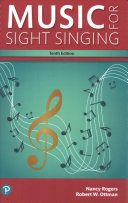 Music for Sight Singing  Books a la Carte Book