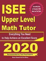 ISEE Upper Level Math Tutor