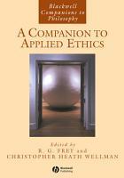 A Companion to Applied Ethics PDF