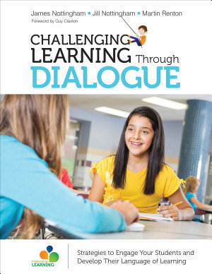 Challenging Learning Through Dialogue  International Edition  PDF