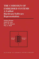 The Codesign of Embedded Systems  A Unified Hardware Software Representation PDF