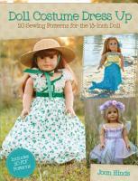 Doll Costume Dress Up PDF