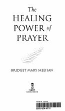 The Healing Power of Prayer PDF