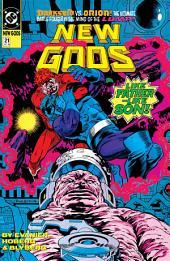 New Gods (1989-) #21