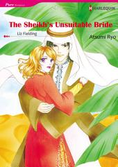 The Sheikh's Unsuitable Bride: Harlequin Comics