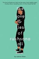 Love and Lies of Rukhsana Ali