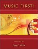 Music First  Book