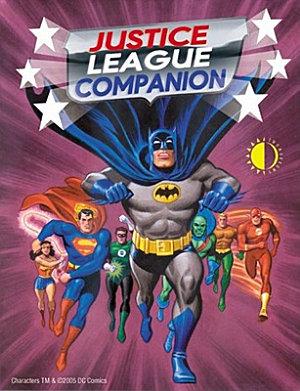 The Justice League Companion PDF