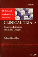 Methods and Applications of Statistics in Clinical Trials  Volume 1 and Volume 2 PDF